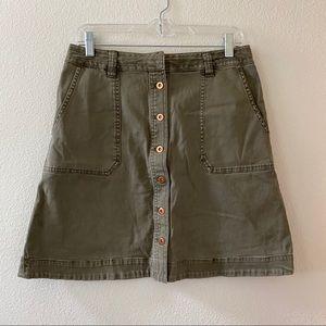 Pilcro & the Letterpress Skirt